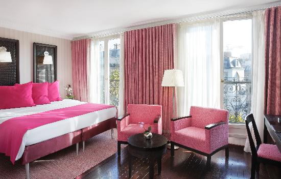 Hotel Elysees Regencia Paris: Hôtel Elysées Régencia