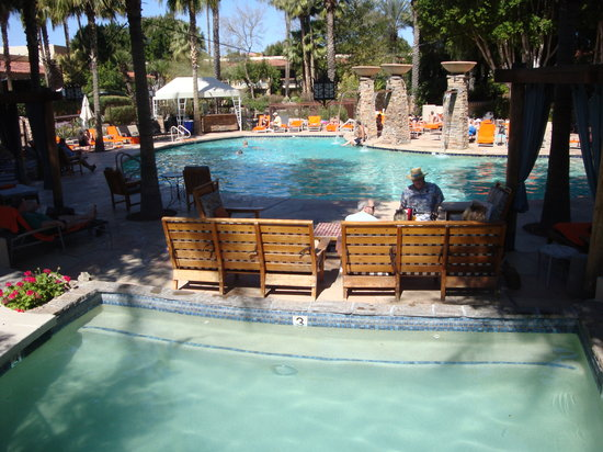 The Scott Resort & Spa: pools