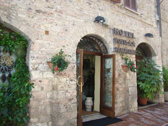Hotel Posta Panoramic: entrata Hotel