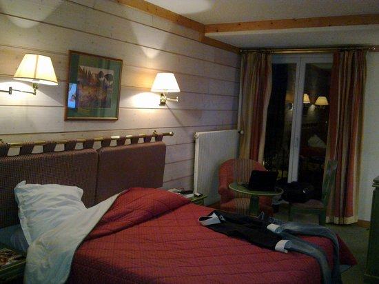 Grand Hôtel & SPA de Gérardmer  : Chambre 416