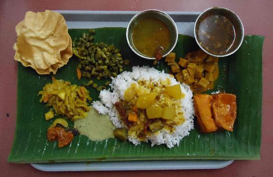Indian Vegetarian Restaurants In Langkawi