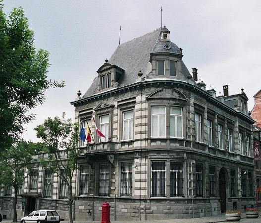 Vue extérieure du musée François DUESBERG à Mons (36676618)
