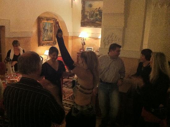 Riad & Spa Esprit du Maroc: Une soirée orientale mémorable