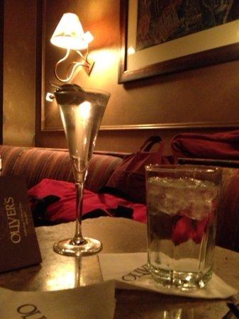 Oliver's Classic Martini