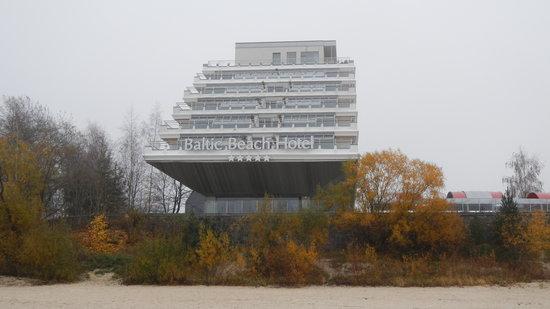 Baltic Beach Hotel & SPA : Hotel