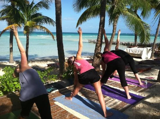 Na Balam Beach Hotel Jane Yoga Retreat At