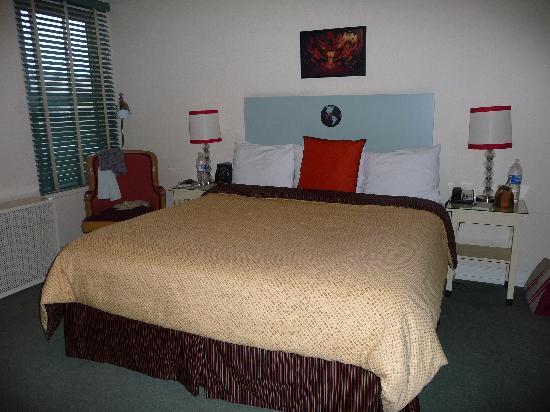 Hotel Carlton, a Joie de Vivre hotel: la chambre