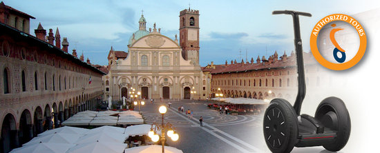 CSTRents - Vigevano Segway PT Authorized Tour