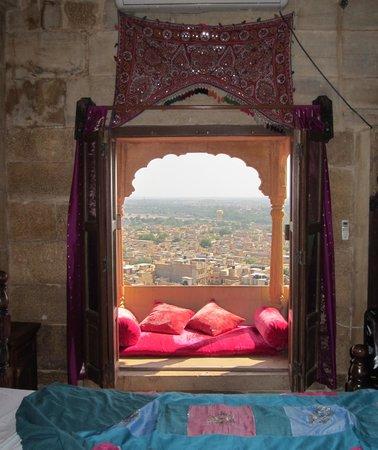Hotel Garh Jaisal Haveli: Nice View