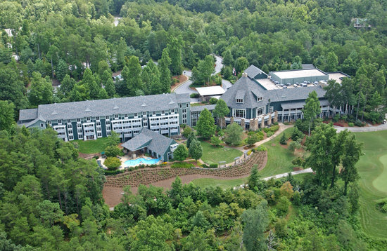 Young Harris, Джорджия: Brasstown Valley Resort & Spa