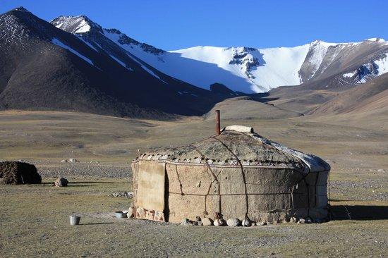 دوشانبي, طاجيكستان: Yurt