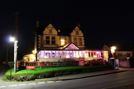 New Quay, UK: Cambrian Hotel