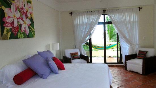 Casa Caribe Bed and Breakfast : Bedroom
