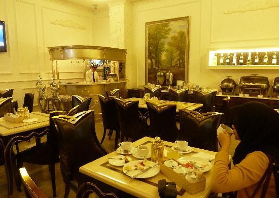 A&EM  Hotel: hotel restaurant