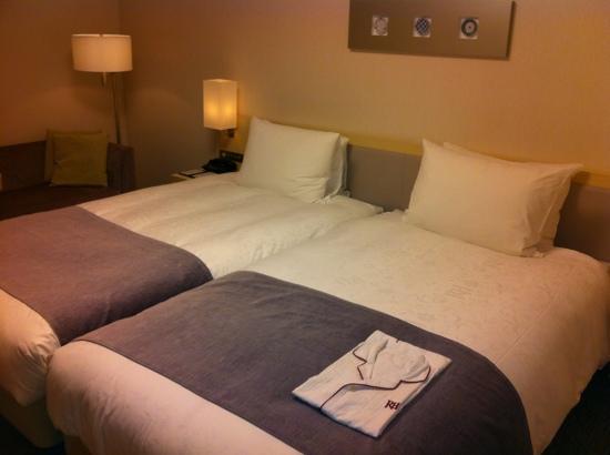 Richmond Hotel Narita: beds