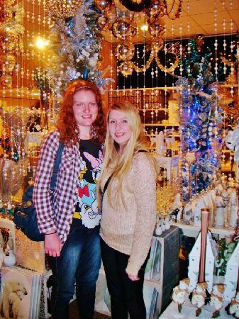 Barton Grange Garden Centre - Workshops: Christmas