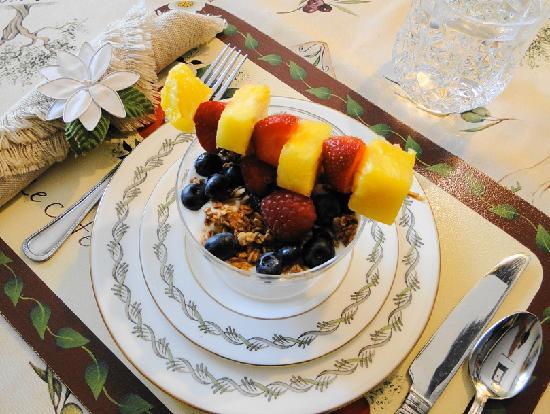 Cafe-O-Lit : Petits-déjeuners 4 services, copieux et savoureux