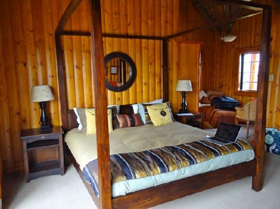 Addo Afrique Estate: Ein Himmelbett