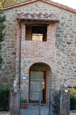 La Casa Colonica: Room
