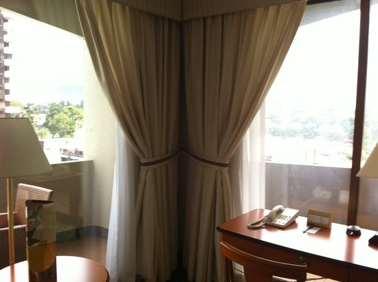 Barcelo Guatemala City: double balcony