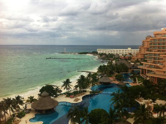 Grand Fiesta Americana Coral Beach Cancun: Jr. Suite Ocean View