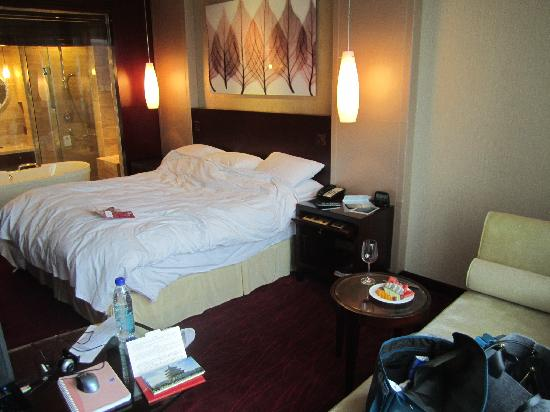 Beijing Marriott Hotel Northeast: room