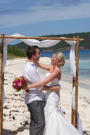 Lindquist Beach: Perfect beach for a wedding