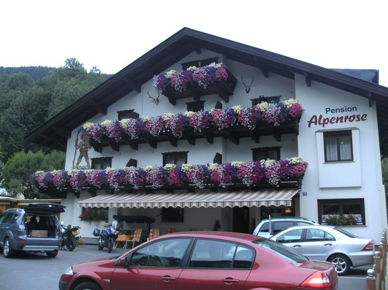 Pension Alpenrose: hotel
