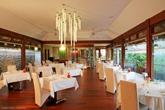 La Villa des Sens: Dining Room