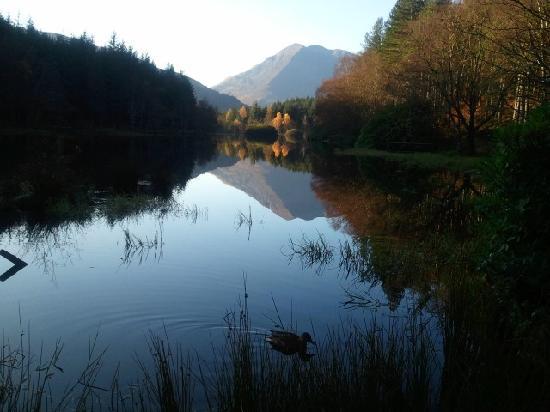 The Glencoe Inn: Glencoe Lochan