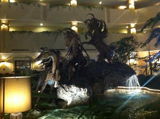 Hotsson Hotel: caballos
