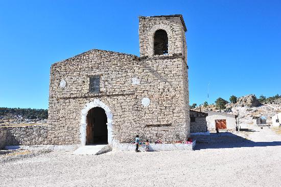 Margarita's Plaza Mexicana: Chiesa di S Ignacio nella missione