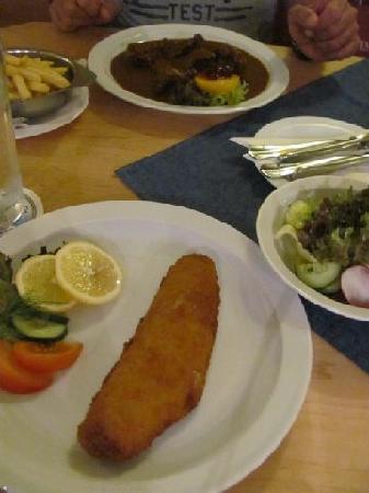 Hotel Bayerischer Hof: snack