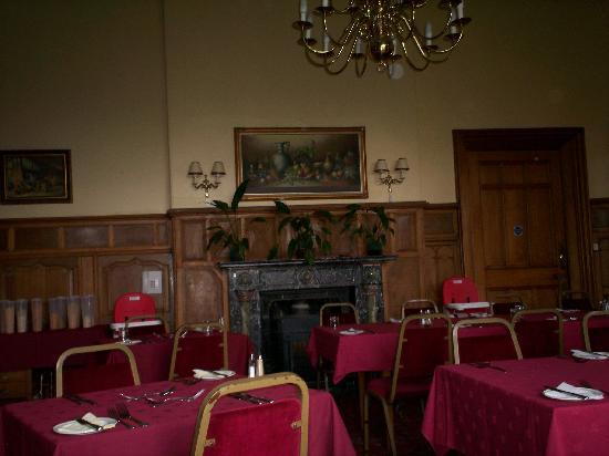 Baskerville Hall Hotel: Dining room