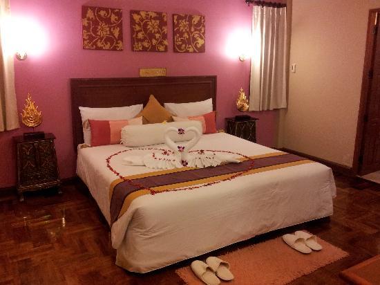 Viva Vacation Resort: Schlafzimmer bei Ankunft