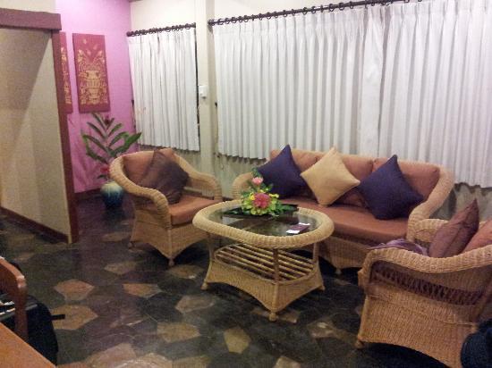 Viva Vacation Resort: Wohnzimmer bei Ankunft