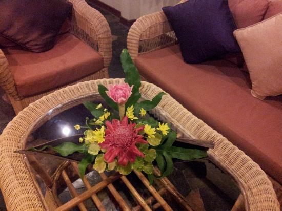 Viva Vacation Resort: schöne (echte) Blumendeko