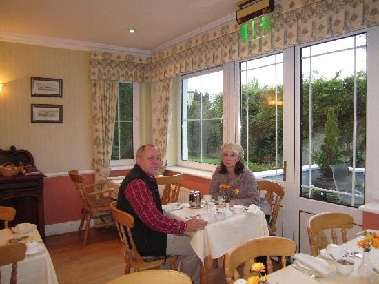 Killarney Lodge: Lovely breakfast
