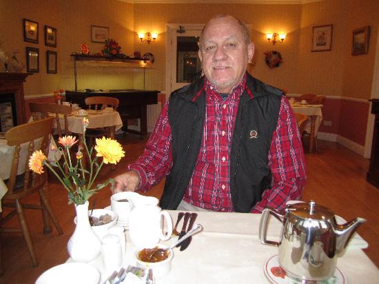 Killarney Lodge: Irish breakfast fit for a king