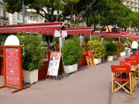 La Paninoteca: Paninoteca Terrace