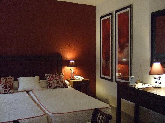 Casa Banos de la Villa: Bedroom