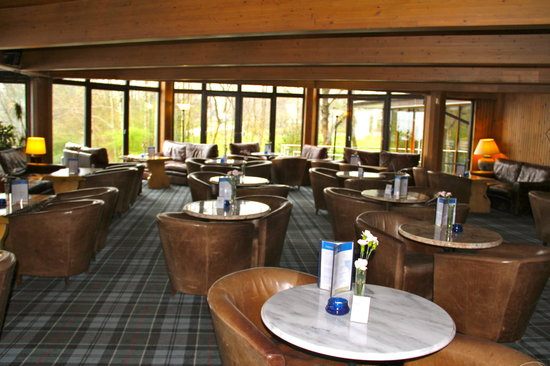 Lodge on Loch Lomond: Lounge