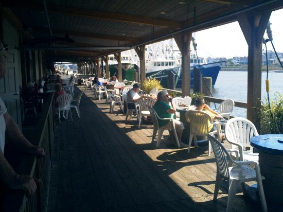 Pier Picture Of The Lobster House Cape May Tripadvisor