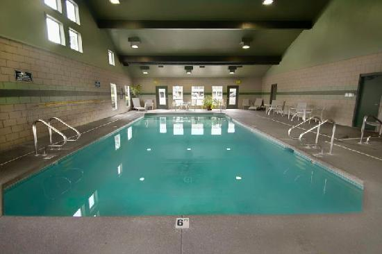BEST WESTERN Pacific Highway Inn : Indoor Pool