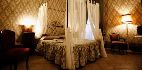 Antica Residenza Cicogna : La stanza Libery
