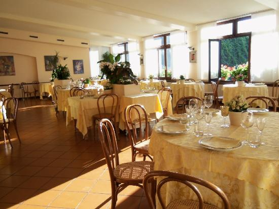 Hotel Il Gourmet: The restaurant