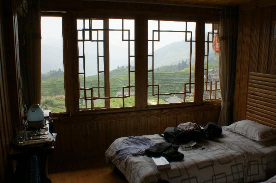 Long Ji One Hotel: la chambre