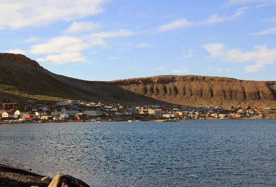 view of Arctic Bay