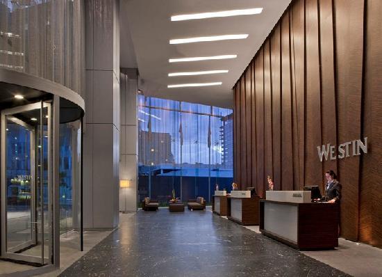 The Westin Santa Fe, Mexico City: Lobby