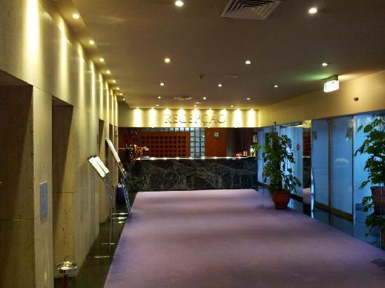 Hotel de Guimaraes: reception